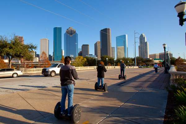 Segway Tours of Houston