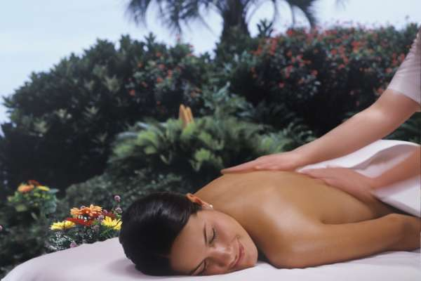 Relax and refresh with 20% off The Spa at Moody Gardens
