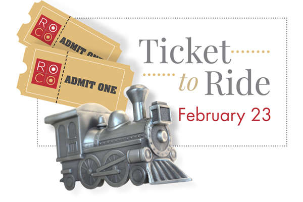 ROCO In Concert: Ticket to Ride