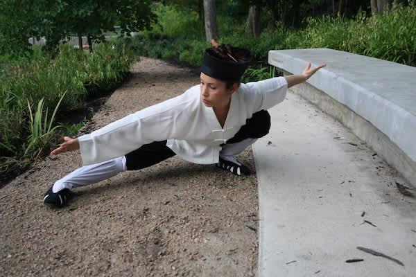 Tai Chi at Discovery Green