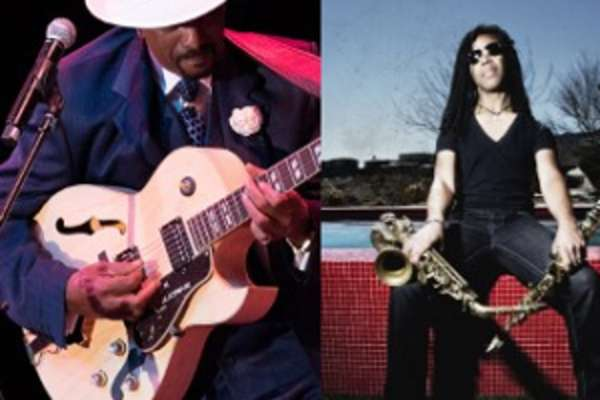 Bayou City Jazz Series 2019 - Nick Colionne and Paul Taylor