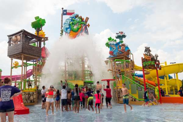 WYNDHAM TYPHOON TEXAS WATERPARK SUMMERCATION FOR TWO