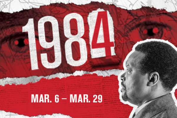 20% Off 1984 at the Alley Theatre