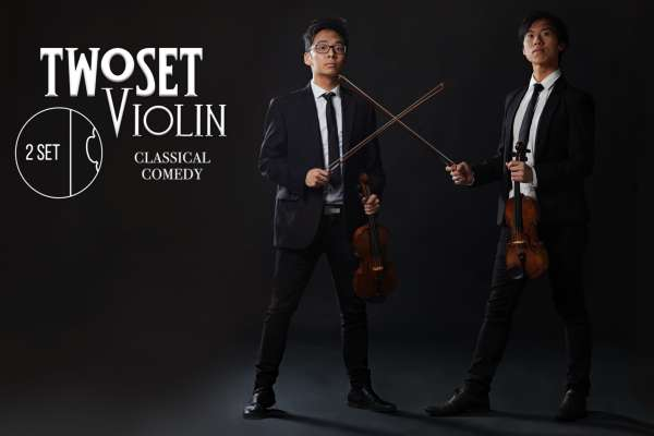 TwoSet Violin World Tour
