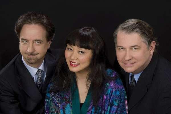 Wu Han, Philip Setzer, & David Finckel Trio