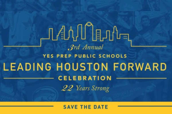 Leading Houston Forward Celebration Luncheon benefiting YES Prep Public Schools