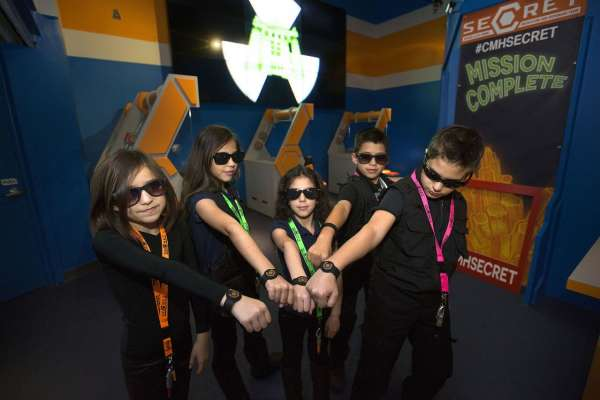 S.E.C.R.E.T. - Special Elite Crime Resolution and Espionage Team