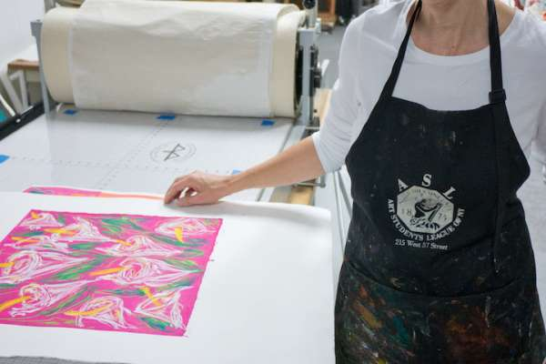 Art, Printing, Design and Fashion Combine for One-Night Show