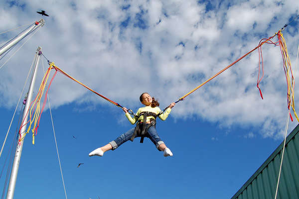 Bungee Trampolines