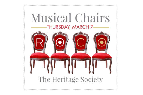 ROCO Connections: Musical Chairs