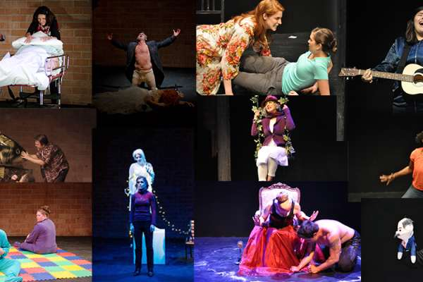 Museum of Dysfunction XI: The Best of a Decade of Short Plays