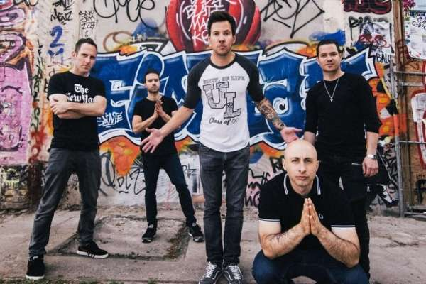Simple Plan & State Champs at Revention Music Center