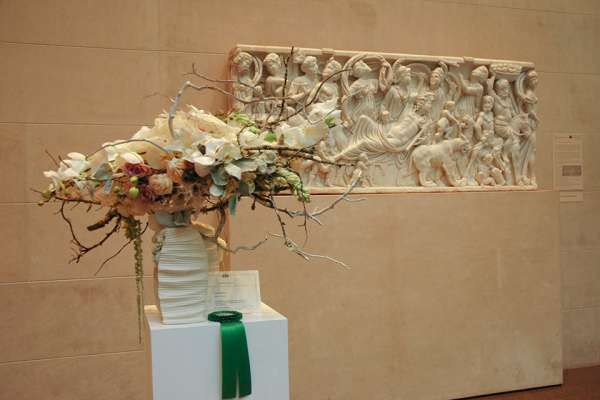 Florescence en el Museo de Bellas Artes de Houston