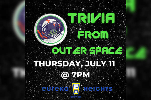 Trivia Night from Outer Space at Eureka Heights