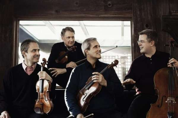 Emerson String Quartet with James Dunham