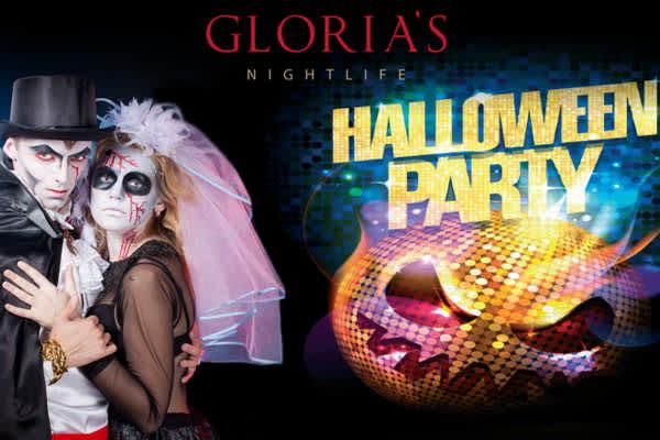 Gloria's Nightlife Halloween Party & Costume Contest