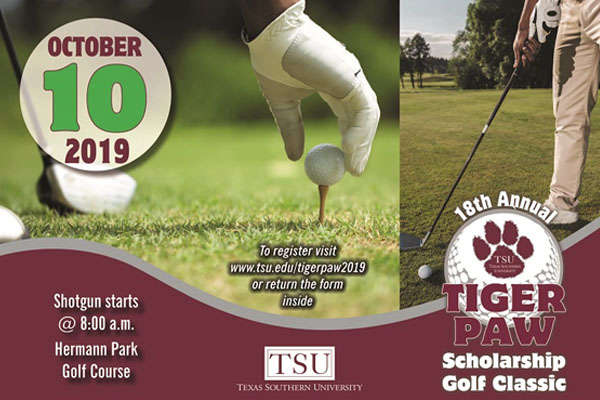 Texas Southern University 18th Annual Scholarship Golf Classic