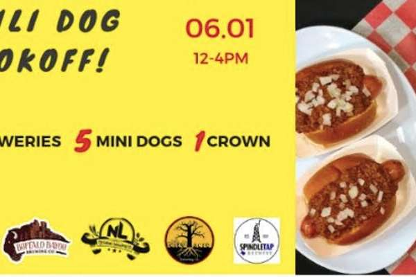 2nd Annual Chili Dog Cook Off