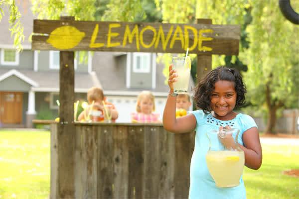 Best Tasting Lemonade