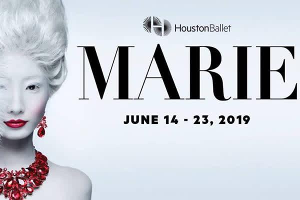 Houston Ballet's Marie