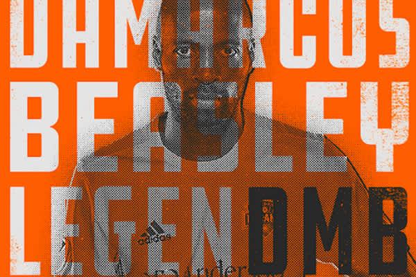Houston Dynamo vs. LA Galaxy - DaMarcus Beasley Sendoff