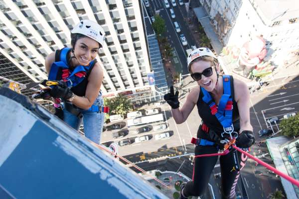 Camp For All Goes Over the Edge