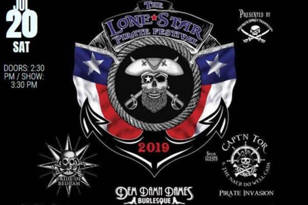 Lone Star Pirate Festival