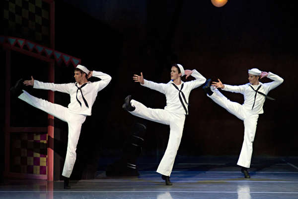 Houston Ballet's Robbins