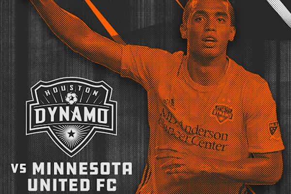 Houston Dynamo vs. Minnesota - Responders Night