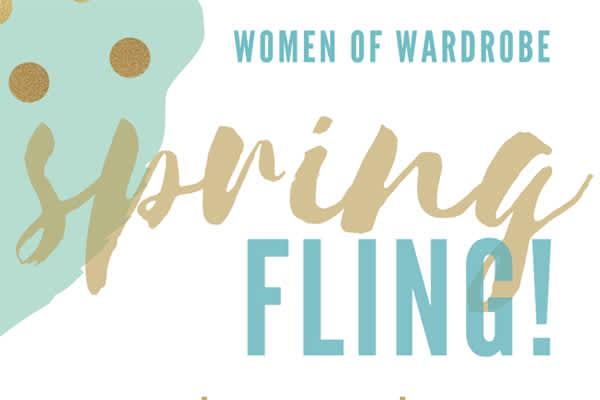 Women of Wardrobe Spring Fling Dress for Success Houston