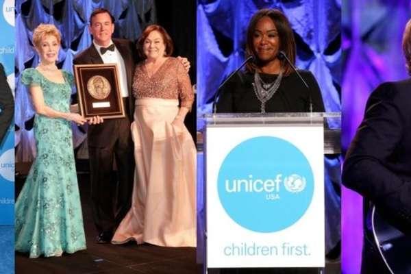 The Sixth Annual UNICEF Gala Houston
