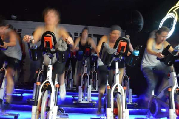Glow Flow with Empower Fitness Lab - Lunar Cycling