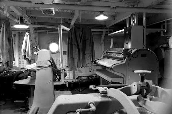 USS Battleship Texas Overnight Ghost Hunt Package