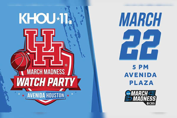 KHOU 11 UH March Madness Watch Party