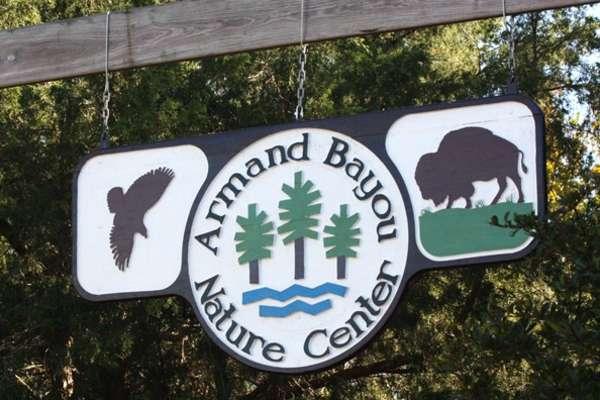 Armand Bayou Nature Center