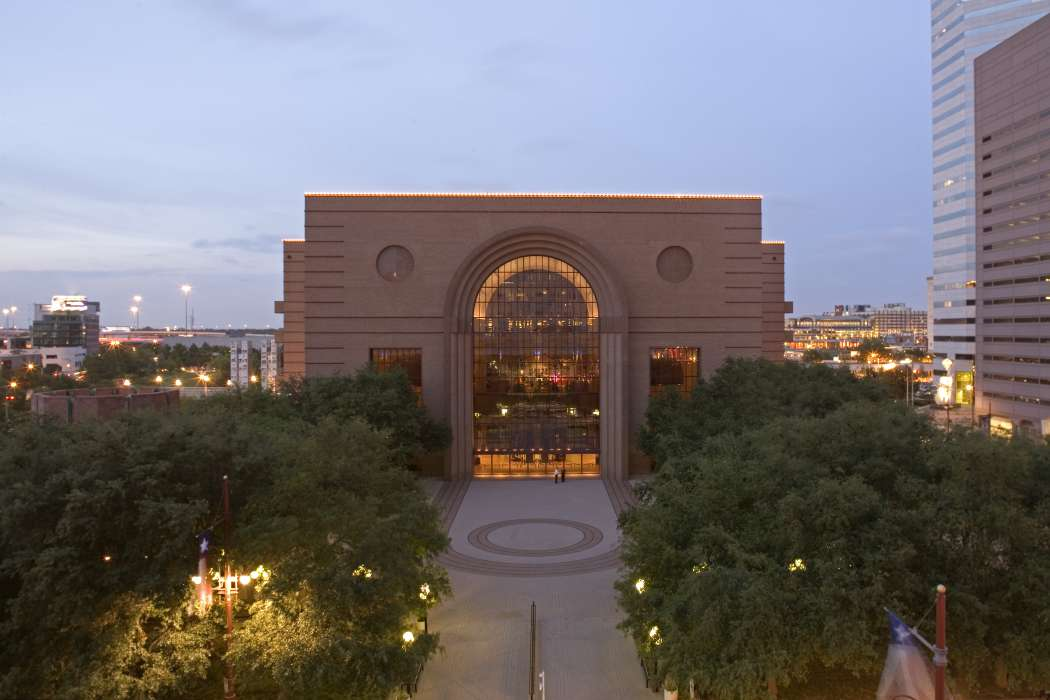 Wortham Theater Center