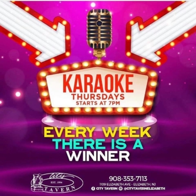 Karaoke at City Tavern