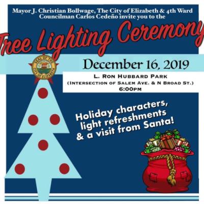 4th Ward Tree Lighting