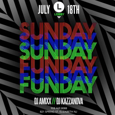 Sunday Funday @ Lobby