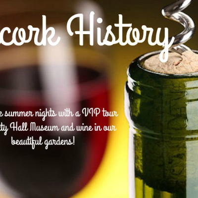 Uncork History: History in a Bottle!