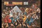 The Sugar Shack by Ernie Barnes 270ecc61 f029 83d7 31e48c94ab51abd9 - Life in Raleigh