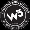 2019 W3 Award Silver