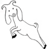 Little Goat Farm at the Lake Logo