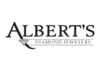 Albert's Diamond Jewelers logo