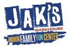 JAK'S Warehouse logo