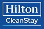 Hilton Clean Stay logo