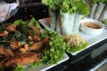 delicious plate of Gai Samun Pai at Mango Thai restaurant in SeaTac Washington
