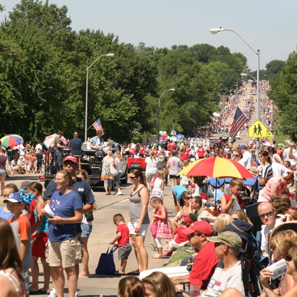 4th of July Urbandale