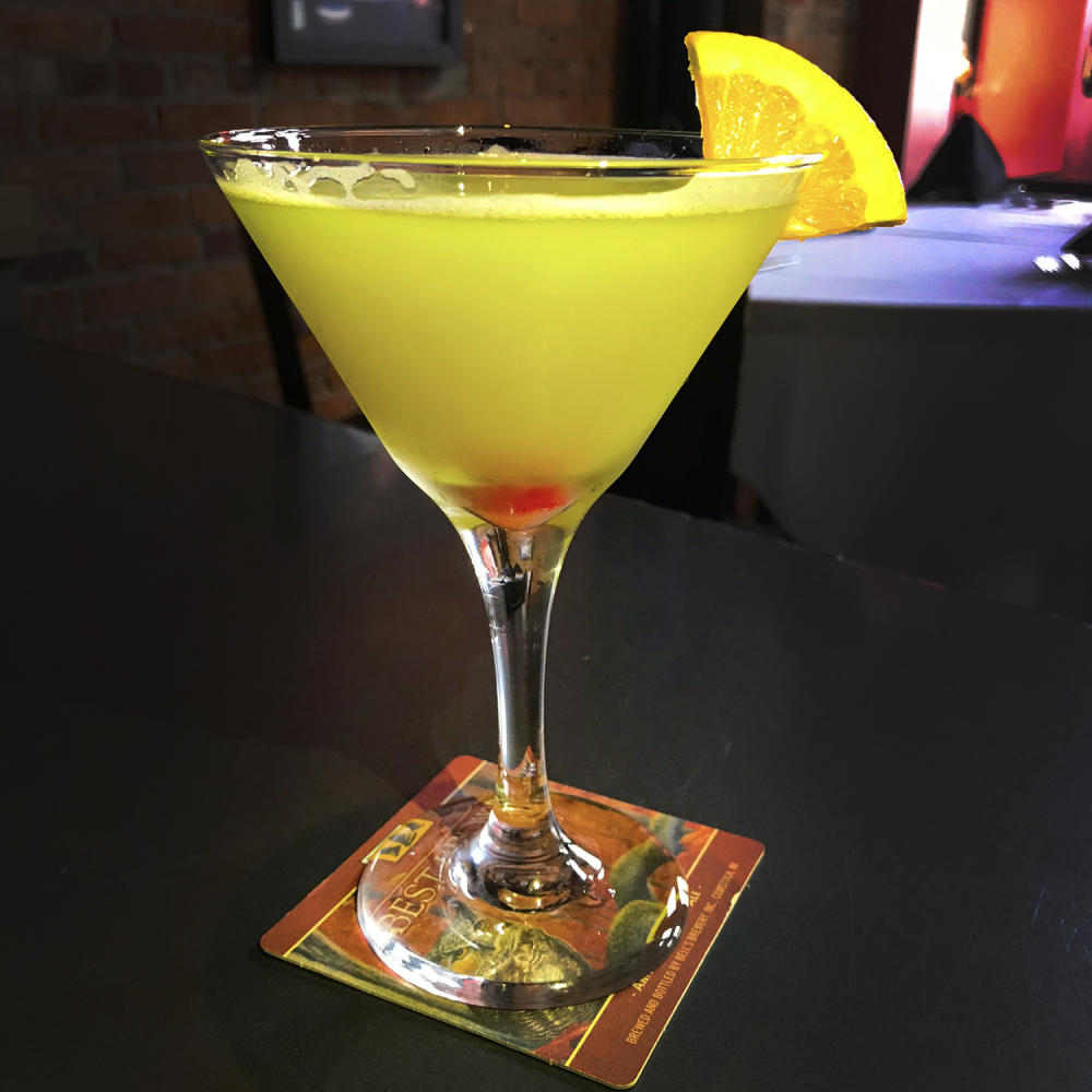 Club Soda Martini in Fort Wayne, Indiana