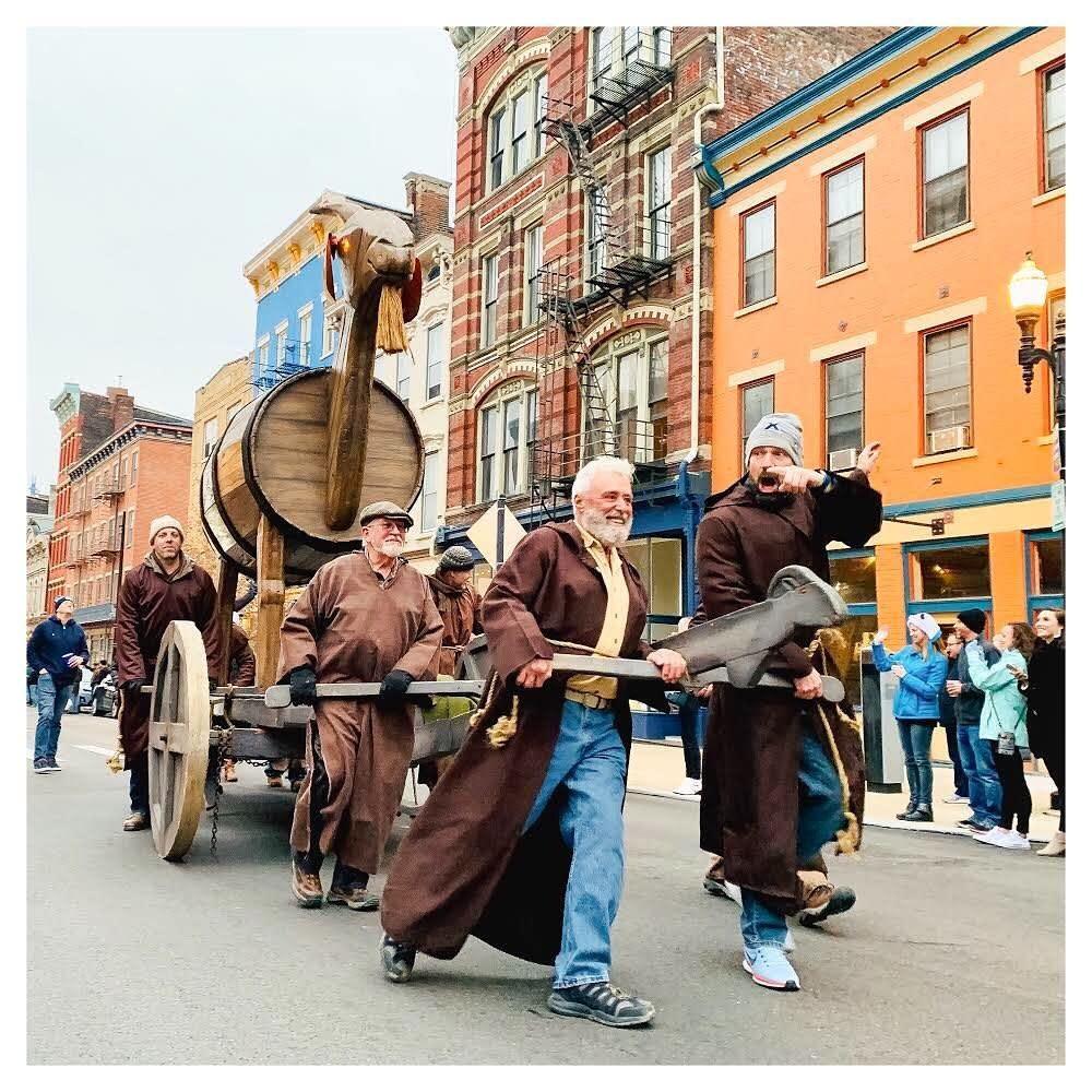 bockfest monks